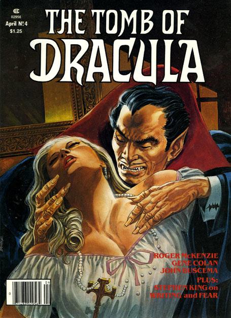 Tomb of Dracula Vol 2 4