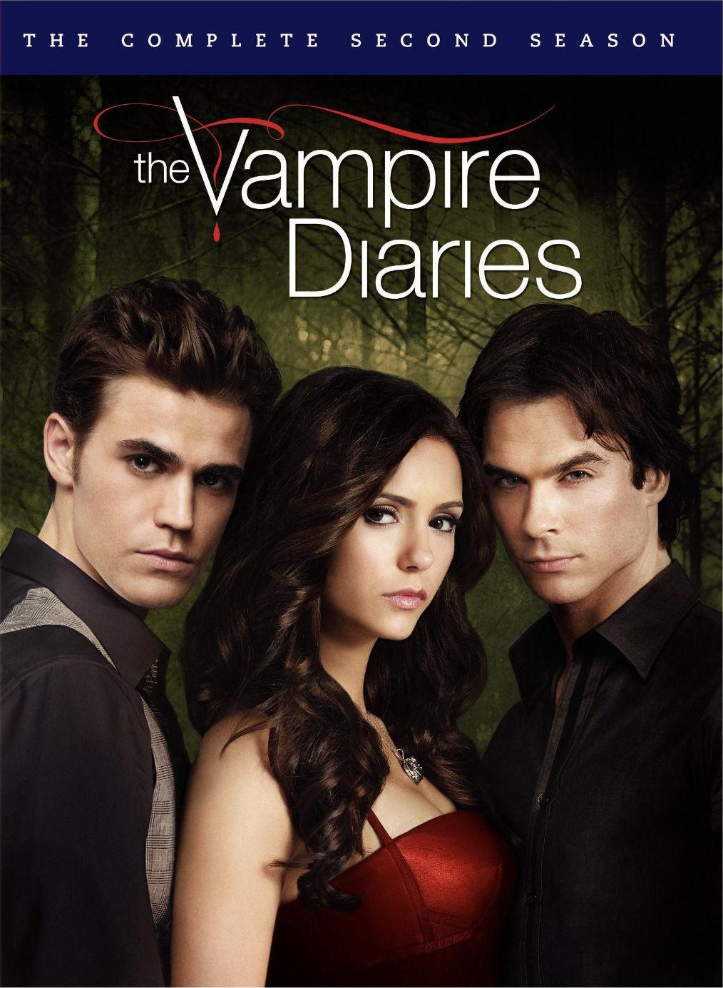 Vampire Diaries: Bad Moon Rising