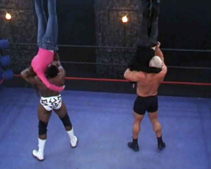 Charmed: Wrestling With Demons