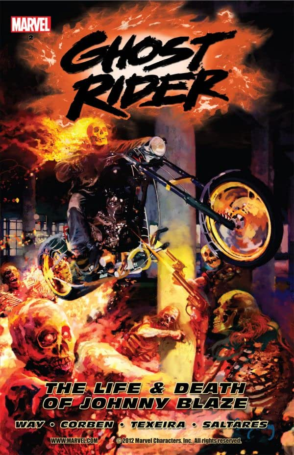 Ghost Rider Collections