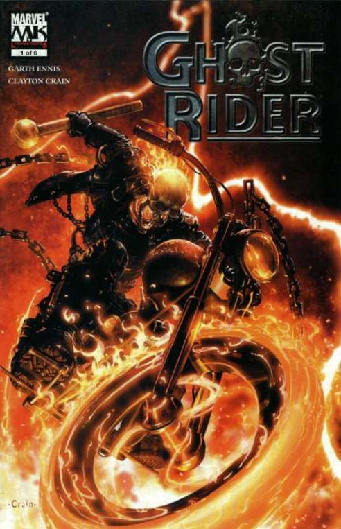 Ghost Rider Vol 5