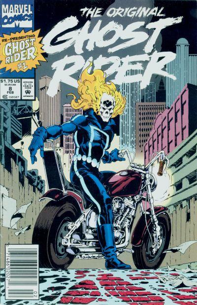 Original Ghost Rider 8