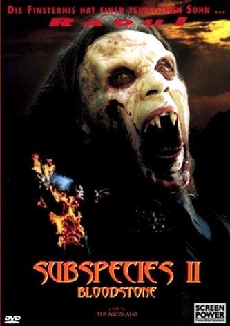 Subspecies II: Bloodstone (1993)
