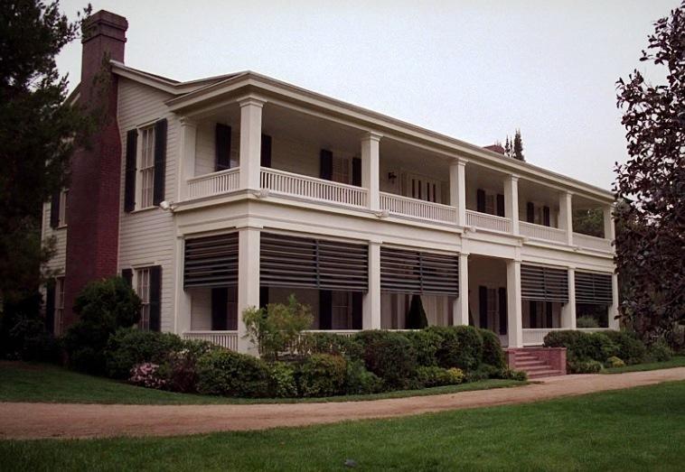 Compton residence