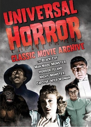 Universal Horror: Classic Movie Archive