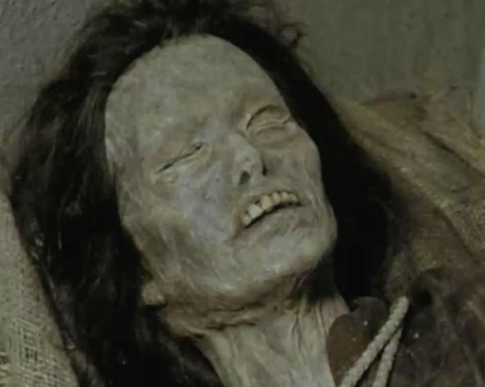 Buffy the Vampire Slayer: Inca Mummy Girl