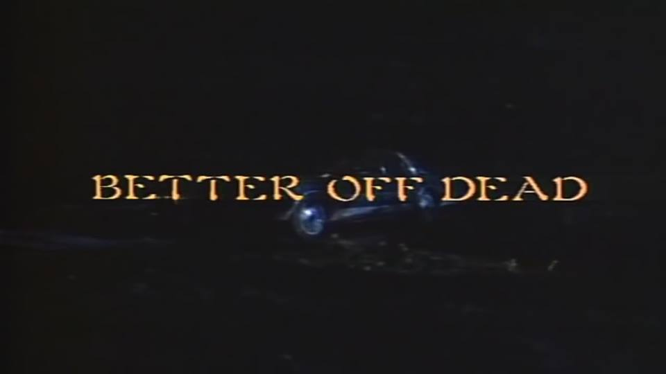 Friday the 13th: Better Off Dead