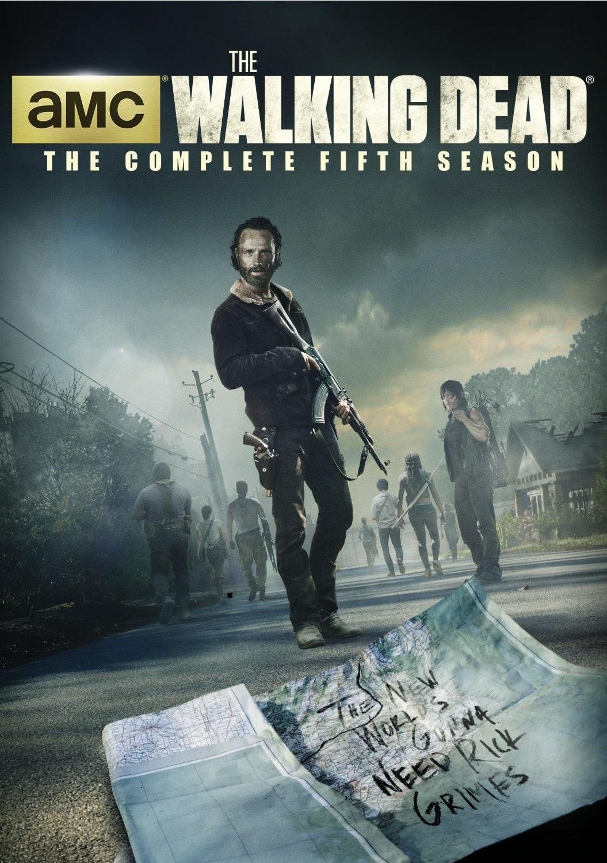 Walking Dead - The Complete Fifth Season - DVD.jpg