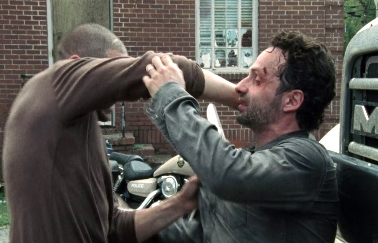 Walking Dead: 18 Miles Out