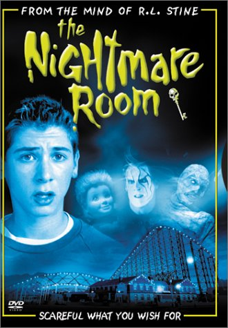 Nightmare Room: Scareful What You Wish For/DVD