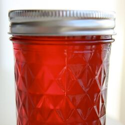 Russian-style Red Currant Jelly