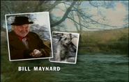 Bill Maynard as Claude Jeremiah Greengrass in the 1998 Opening Titles