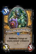 Миротворец Алдоров