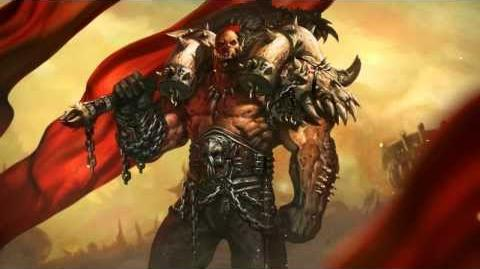 Ролик Hearthstone Heroes of Warcraft