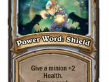 Power Word: Shield