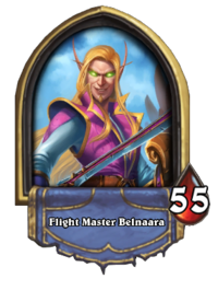 Golden Flight Master Belnaara