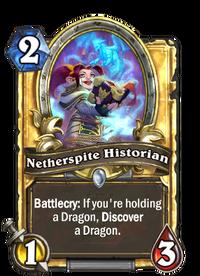 Netherspite Historian(42039) Gold.png