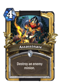 Golden Assassinate