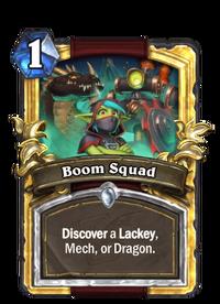 Golden Boom Squad