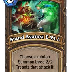 Stand Against E.V.I.L.