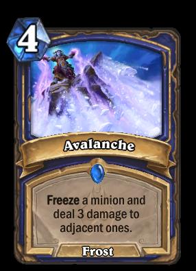 Avalanche Spel