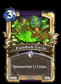 Fiendish Circle(89465) Gold.png