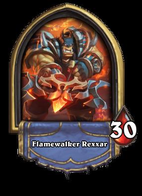 Flamewalker Rexxar(73710).png