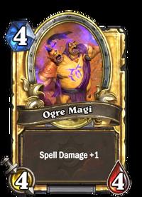Golden Ogre Magi