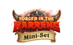Forged in the Barrens Mini-set logo.png