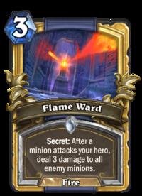 Golden Flame Ward
