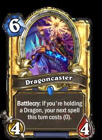 Golden Dragoncaster