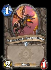 Mechanical Dragonling