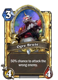 Golden Ogre Brute