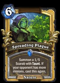Golden Spreading Plague