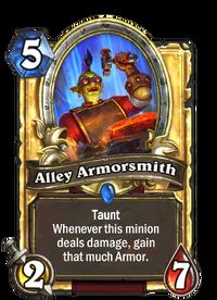 Golden Alley Armorsmith