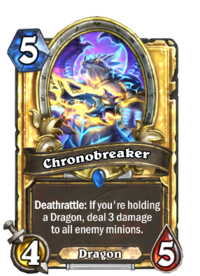 Golden Chronobreaker