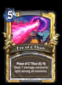 Eye of C'Thun(378813) Gold.png