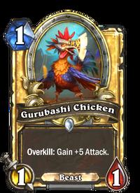 Golden Gurubashi Chicken