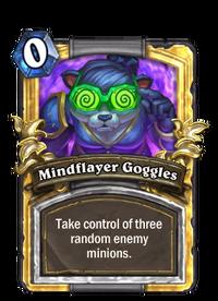 Golden Mindflayer Goggles