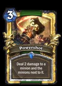 Golden Powershot
