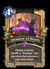 Golden Shadow of Death