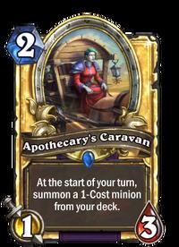 Golden Apothecary's Caravan