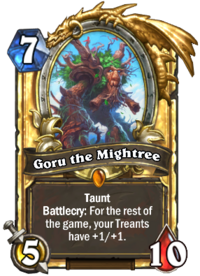 Goru the Mightree(151377) Gold.png