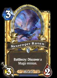 Messenger Raven(90576) Gold.png