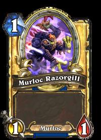Murloc Razorgill(49771) Gold.png