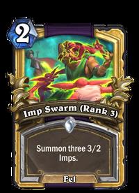 Golden Imp Swarm (Rank 3)