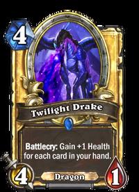 Golden Twilight Drake