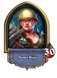 Golden Mama Diggs
