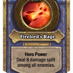 Ragnaros (Druid boss)