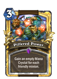 Pilfered Power(49636) Gold.png